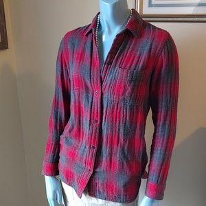Madewell Buffalo Check Flannel